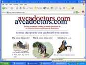 Animal Chiropractic Professionals - AVCA