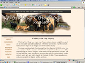 Working Cow Dog Registry